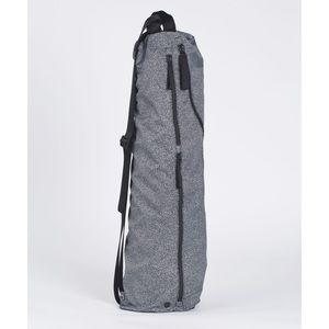 lululemon athletica Bags - Lululemon Black & White Chakra Print Yoga Mat Bag